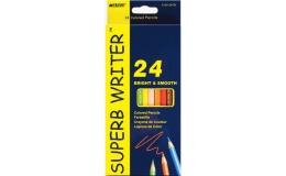 Олівці кольорові Marco Superb Writer 24 кольори