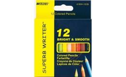Олівці кольорові Marco Superb Writer 12 кольорів mini