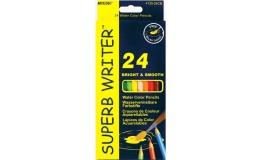 Акварельні олівці Marco Superb Writer 24 кольори