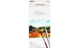 Акварельні олівці Marco Raffine 12 кольорів
